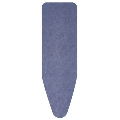 135X45CM (D) ÜTÜ MASASI KILIFI-8MM SÜNGERLİ - DENIM BLUE