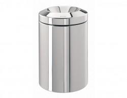 brıllıant steel yanmaz çöp kutusu 15l - Thumbnail