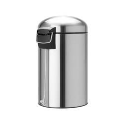 BRABANTIA - fpp matt steel retro çöp kutusu-hareket kontrollü 12l (1)