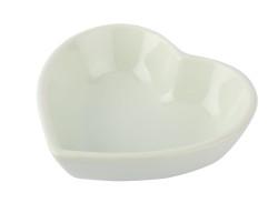 Tantitoni - mint 3lü kalp şekilli seramik kase 13x12x4cm (1)