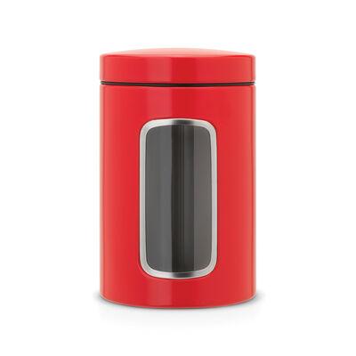 passıon red 1.4lt pencereli kavanoz