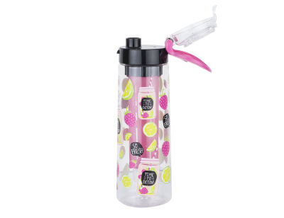 SO FRESH PEMBE TRİTAN DETOKS SU ŞİŞESİ 730ML
