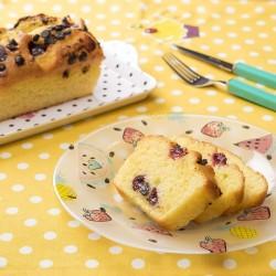 Tantitoni - vişne desenli 3lü cam pasta tabağı (1)