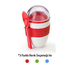 Joie - YOGURT ON THE GO BESLENME SETİ (1)